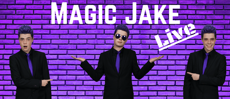 Magic Jake: Live!