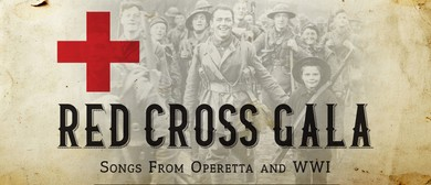 Red Cross Gala: Songs from Operetta and WWI