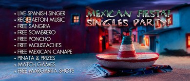 Mexican Fiesta Singles Party