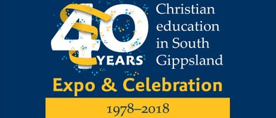 40 Years of Christian Schooling Expo and Celebration