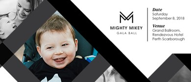 Mighty Mikey's Gala Ball