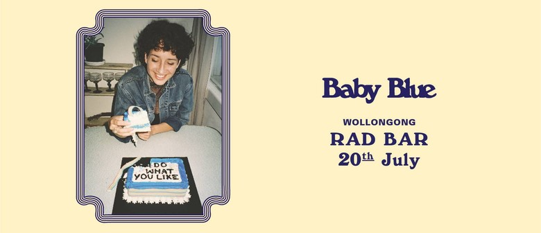 Baby Blue 'Do What You Like' EP Launch Plus Classic & More