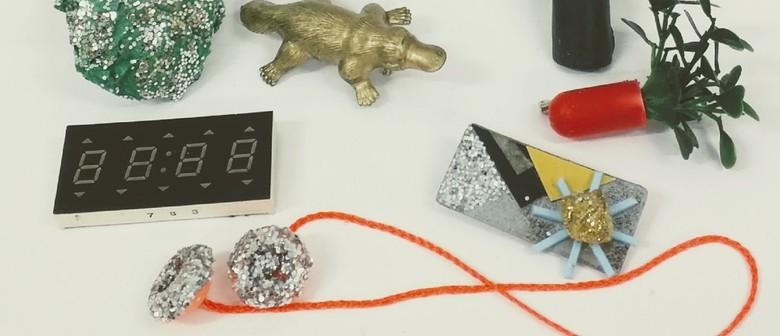 Artlab: Junk Jewellery With Adrienne Kenafake