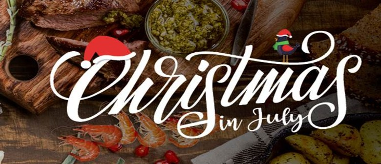 Christmas In July Buffet Luncheon