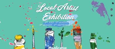 Local Artist Exhibition