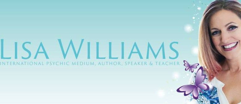 Lisa Williams – Mind Body Spirit Festival
