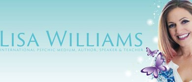 Lisa Williams – 3-Day Forensic Mediumship Workshop