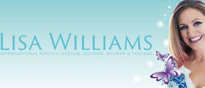 Lisa Williams – 3-Day Forensic Mediumship Workshop