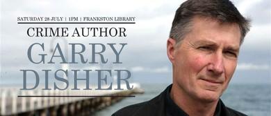 Crime Writer Garry Disher