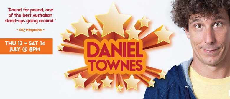 Stand Up Comedy With Daniel Townes
