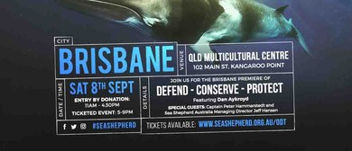Sea Shepherd – Brisbane Film Festival