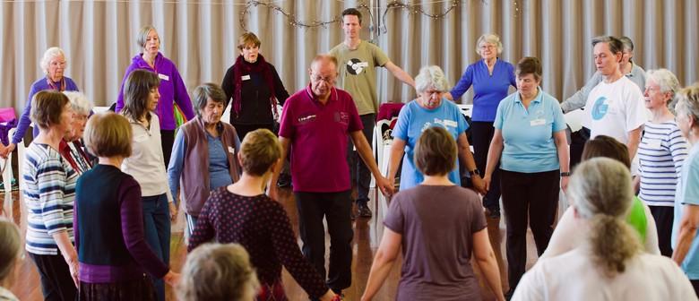 Special Easy Dance Workshop With André van de Plas