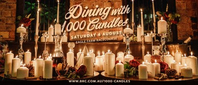 Dining With 1,000 Candles