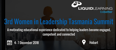 3rd Women In Leadership Tasmania Summit