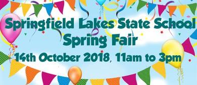 Springfield Lakes State School Spring Fair