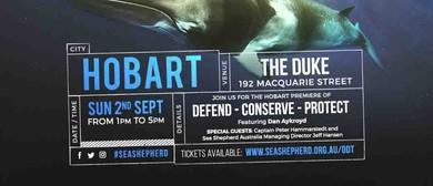 Sea Shepherd Ocean Defence Tour