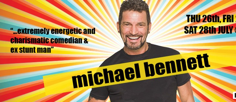 Stand Up Comedy With Michael Bennett