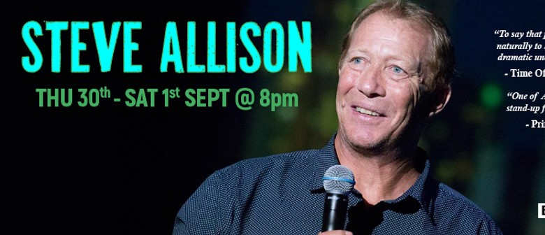 Stand Up Comedy With Steve Allison
