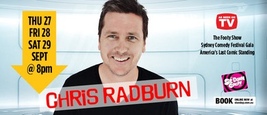 Stand Up Comedy With Chris Radburn