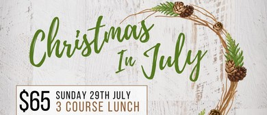 Christmas In July Lunch