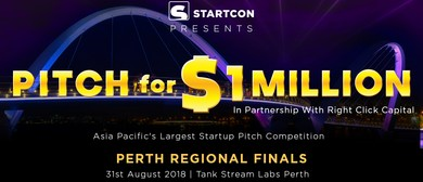 Pitch for $1 Million – Perth Regional Final
