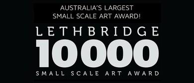 Lethbridge 10000 Small Scale Art Award