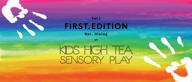 First Edition Canberra – Sensory Play Kids High Tea