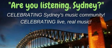 Are You Listening, Sydney?