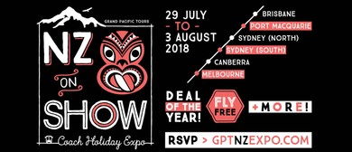 NZ On Show – Coach Holiday Expo