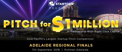 Pitch for $1 Million – Adelaide Regional Final