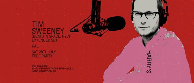 Harry's: Tim Sweeney & Kali - Sydney - Eventfinda