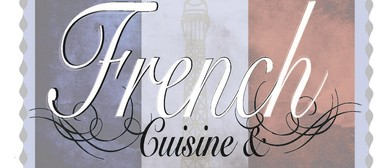 French Cuisine Wine Appreciation Dinner