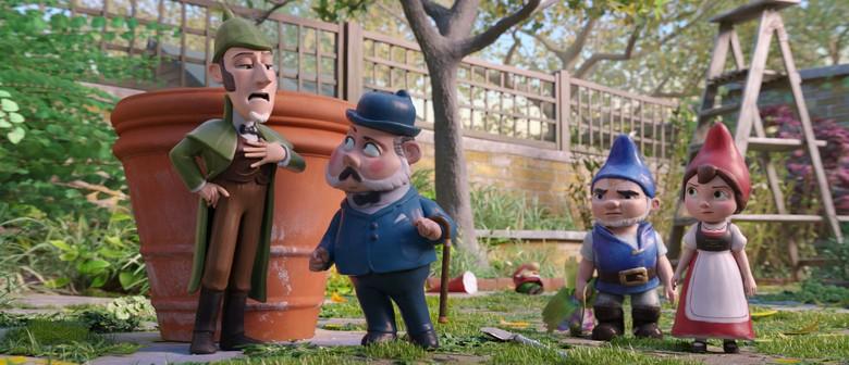 Sherlock Gnomes – Gnomeo and Juliet