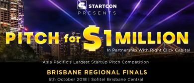 Pitch for $1 Million – Brisbane Regional Final