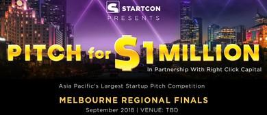 Pitch for $1 Million – Melbourne Regional Final