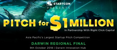 Pitch for $1 Million – Darwin Regional Final