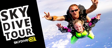Skydive Outback Tour