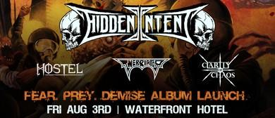 Hidden Intent – Moruya