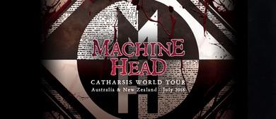Machine Head – Catharsis World Tour