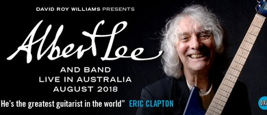 Albert Lee – Melbourne Guitar Show