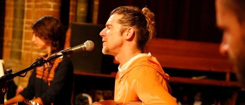 Kevin James Chanting Circle, Heartsongs, Kirtan and Mantras