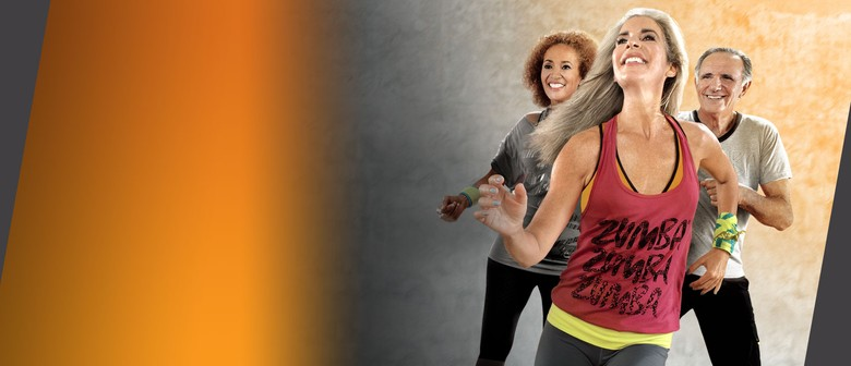 Zumba Gold Fitness Class: CANCELLED