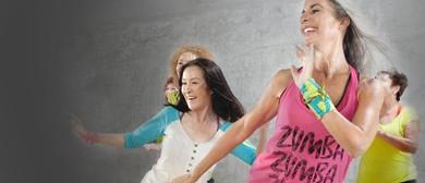 Zumba Gold Fitness Class