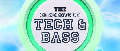Elements of Tech & Bass Halloween