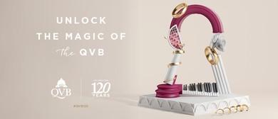 QVB's 120th Year Celebration
