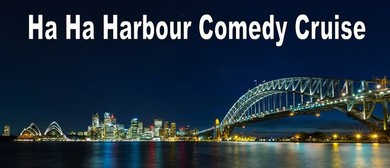 Ha Ha Harbour Comedy Cruise