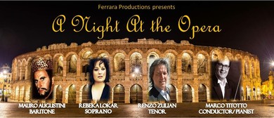 A Night At the Opera: CANCELLED
