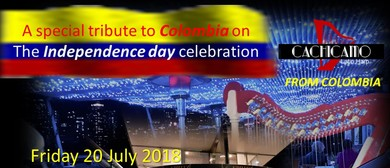 Colombian Independence Day Tribute