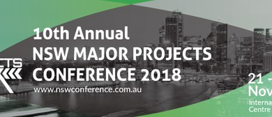 10th Annual NSW Major Projects Conference 2018