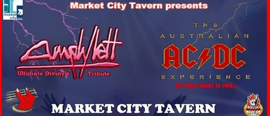 Amph/Lett and The Australian AC/DC Experience